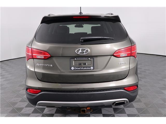 2013 Hyundai Santa Fe Sport  (Stk: U-0586) in Huntsville - Image 6 of 34