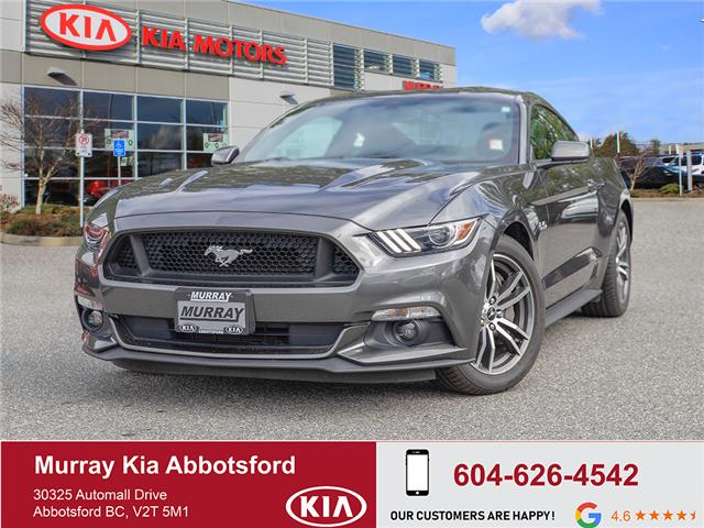 2016 Ford Mustang GT (Stk: M1263) in Abbotsford - Image 1 of 22
