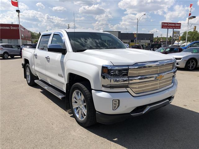 2017 Chevrolet Silverado 1500 High Country (Stk: P36700) in Saskatoon - Image 8 of 17
