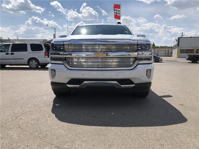 2017 Chevrolet Silverado 1500 High Country (Stk: P36700) in Saskatoon - Image 9 of 17