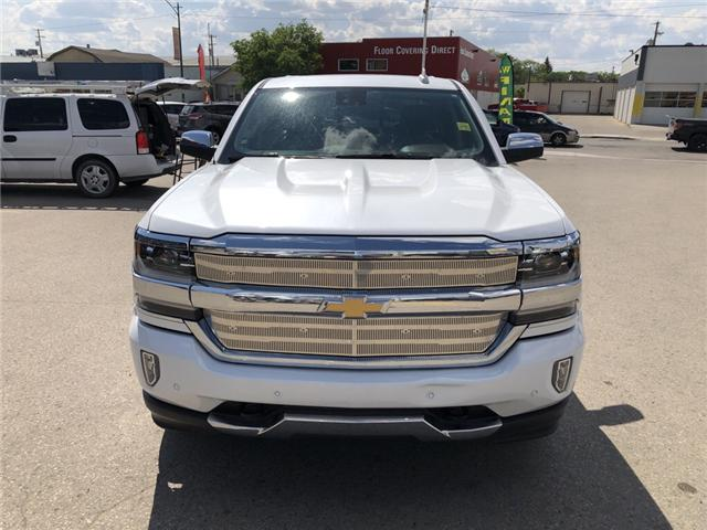 2017 Chevrolet Silverado 1500 High Country (Stk: P36700) in Saskatoon - Image 10 of 17