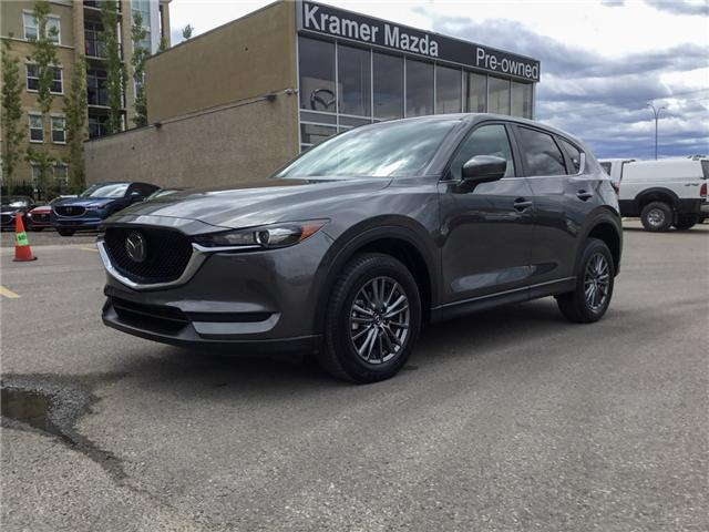 2018 Mazda CX-5 GS (Stk: K7798) in Calgary - Image 1 of 16