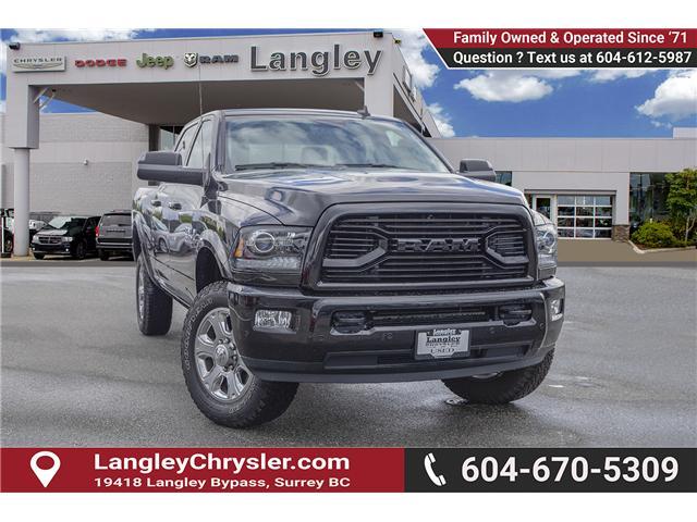 2018 RAM 3500 Laramie (Stk: EE909240) in Surrey - Image 1 of 28