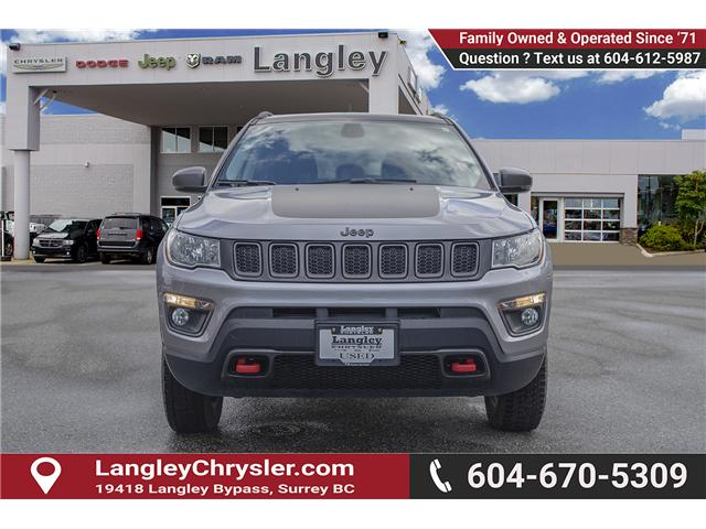 2018 Jeep Compass Trailhawk (Stk: EE909350) in Surrey - Image 2 of 28