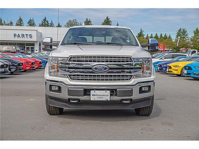 2018 Ford F-150 Lariat (Stk: 9EX6356A) in Vancouver - Image 2 of 30