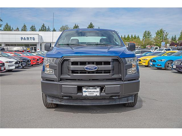 2017 Ford F-150 XL (Stk: 9F11106A) in Vancouver - Image 2 of 30