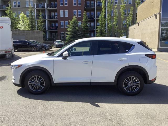 2018 Mazda CX-5 GS (Stk: K7767) in Calgary - Image 8 of 15