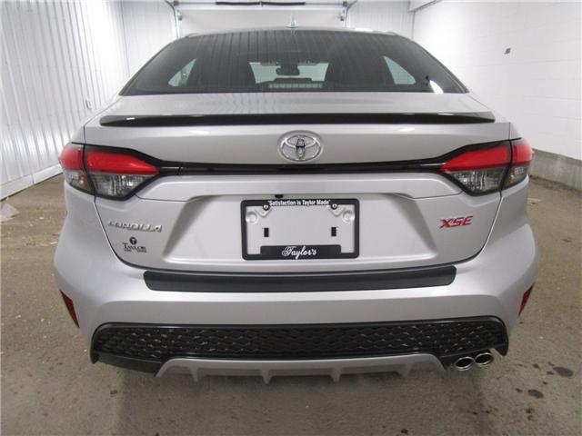 2020 Toyota Corolla XSE (Stk: 201021) in Regina - Image 7 of 25