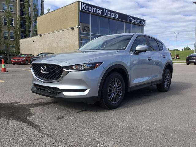 2018 Mazda CX-5 GS (Stk: K7792) in Calgary - Image 1 of 16