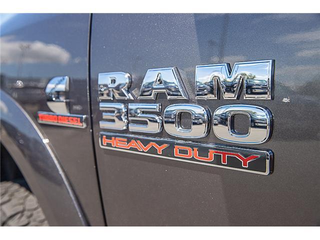2018 RAM 3500 Laramie (Stk: EE909290) in Surrey - Image 8 of 26