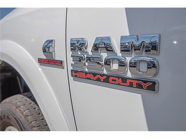 2018 RAM 3500 Laramie (Stk: EE909210) in Surrey - Image 8 of 26