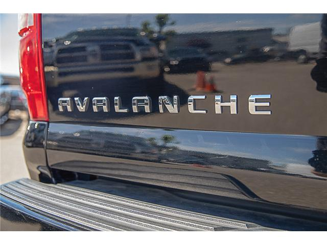 2009 Chevrolet Avalanche 1500 LS (Stk: K647563A) in Surrey - Image 6 of 22