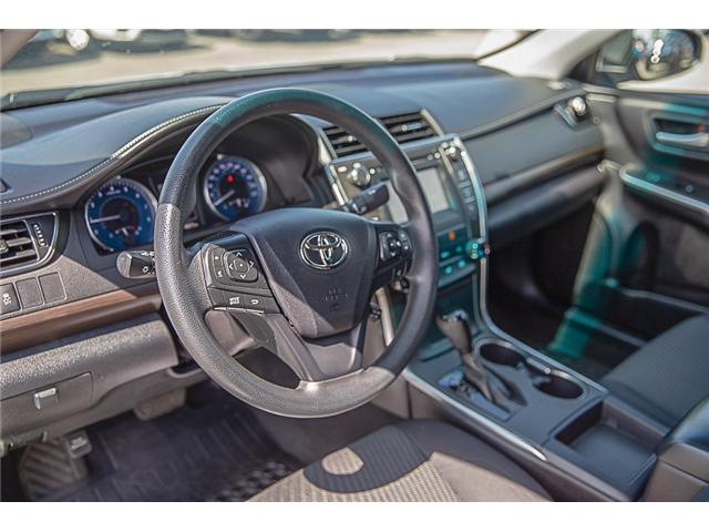 2017 Toyota Camry LE (Stk: K739995A) in Surrey - Image 8 of 22
