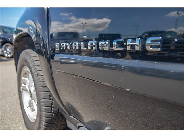 2009 Chevrolet Avalanche 1500 LS (Stk: K647563A) in Surrey - Image 9 of 22