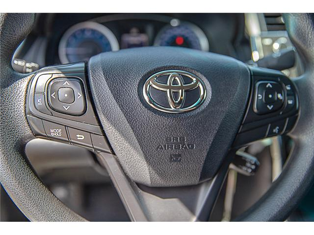 2017 Toyota Camry LE (Stk: K739995A) in Surrey - Image 16 of 22