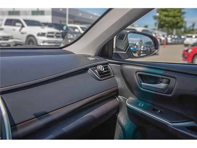 2017 Toyota Camry LE (Stk: K739995A) in Surrey - Image 21 of 22