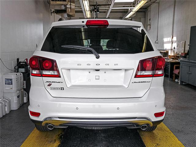 2018 Dodge Journey Crossroad (Stk: X-6112-0) in Burnaby - Image 13 of 23