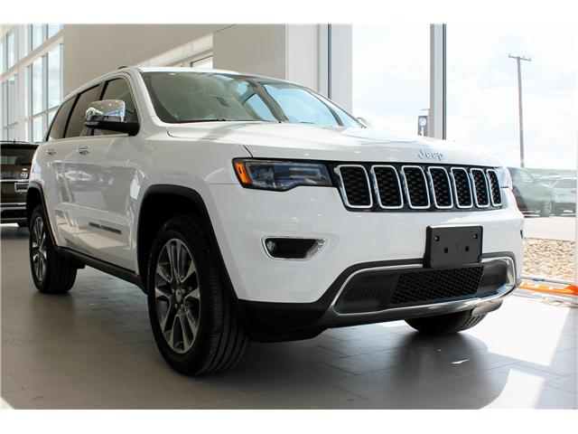 2018 Jeep Grand Cherokee Limited (Stk: V7208) in Saskatoon - Image 1 of 6