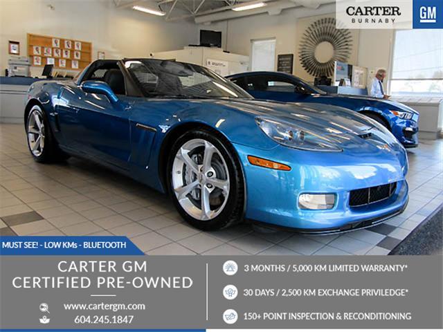 2011 Chevrolet Corvette Grand Sport (Stk: P9-58510) in Burnaby - Image 1 of 25