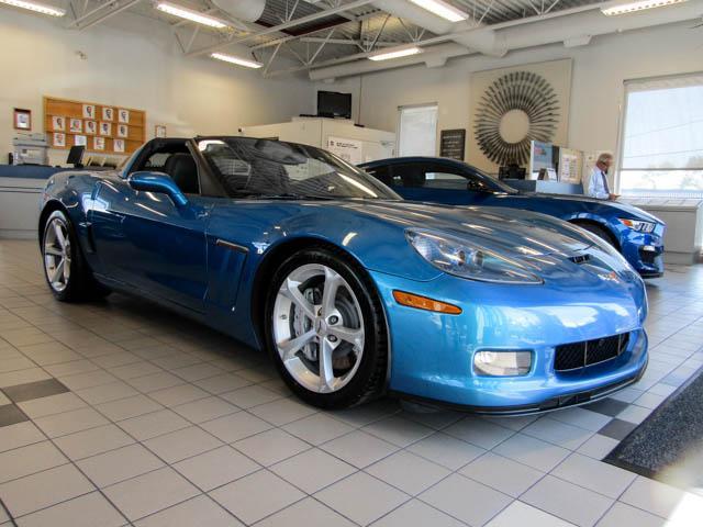2011 Chevrolet Corvette Grand Sport (Stk: P9-58510) in Burnaby - Image 2 of 25