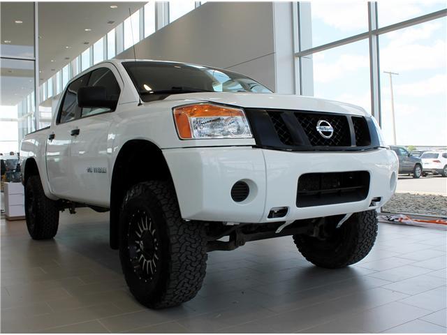 2014 Nissan Titan SV (Stk: V7200) in Saskatoon - Image 1 of 7