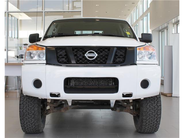 2014 Nissan Titan SV (Stk: V7200) in Saskatoon - Image 2 of 7