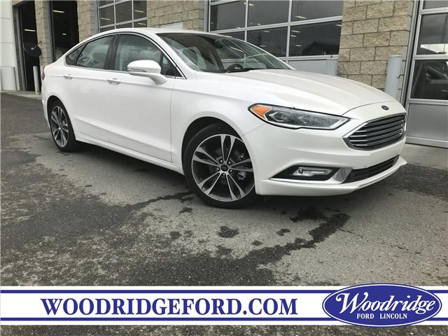 2018 Ford Fusion Titanium (Stk: 17262) in Calgary - Image 1 of 21