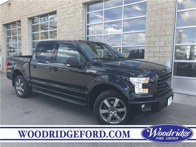 2016 Ford F-150 XLT (Stk: K-1611A) in Calgary - Image 1 of 19