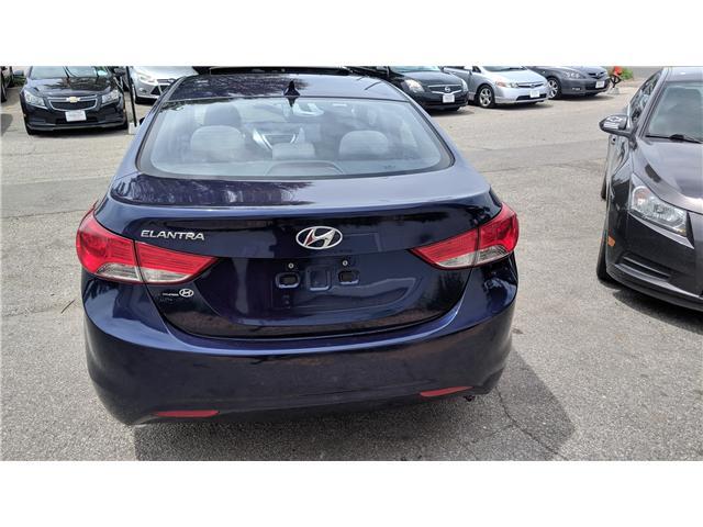 2012 Hyundai Elantra GLS (Stk: ) in Mississauga - Image 4 of 24