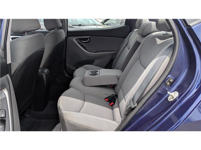 2012 Hyundai Elantra GLS (Stk: ) in Mississauga - Image 19 of 24