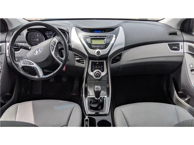 2012 Hyundai Elantra GLS (Stk: ) in Mississauga - Image 9 of 24