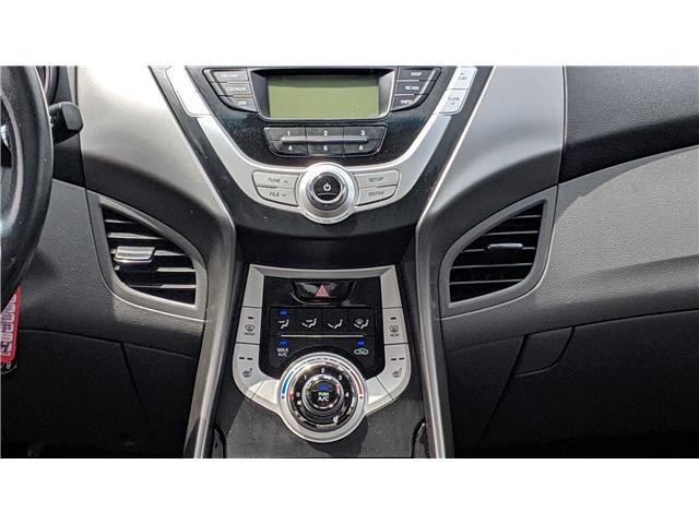 2012 Hyundai Elantra GLS (Stk: ) in Mississauga - Image 14 of 24