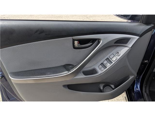 2012 Hyundai Elantra GLS (Stk: ) in Mississauga - Image 7 of 24