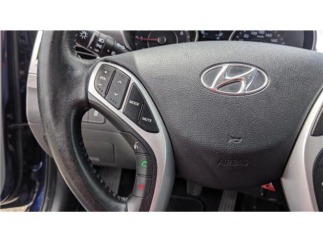 2012 Hyundai Elantra GLS (Stk: ) in Mississauga - Image 11 of 24