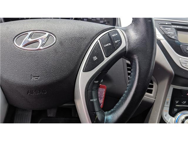 2012 Hyundai Elantra GLS (Stk: ) in Mississauga - Image 12 of 24