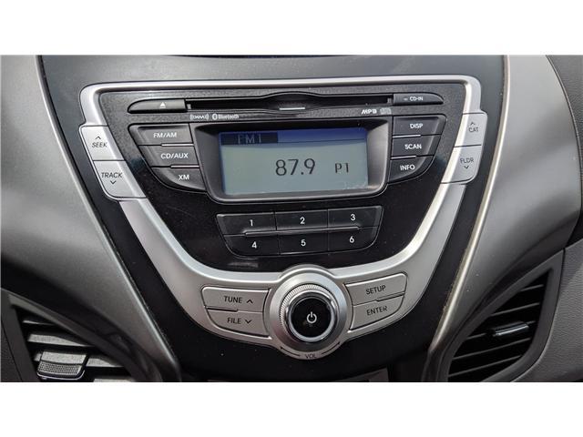 2012 Hyundai Elantra GLS (Stk: ) in Mississauga - Image 15 of 24