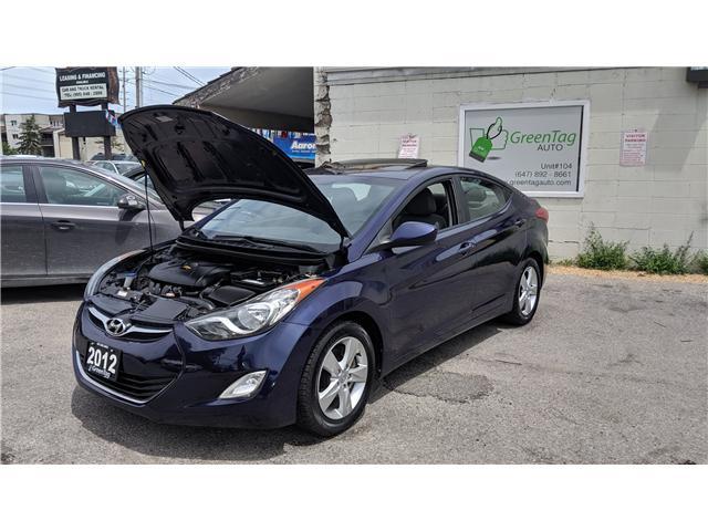 2012 Hyundai Elantra GLS (Stk: ) in Mississauga - Image 22 of 24