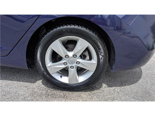 2012 Hyundai Elantra GLS (Stk: ) in Mississauga - Image 24 of 24