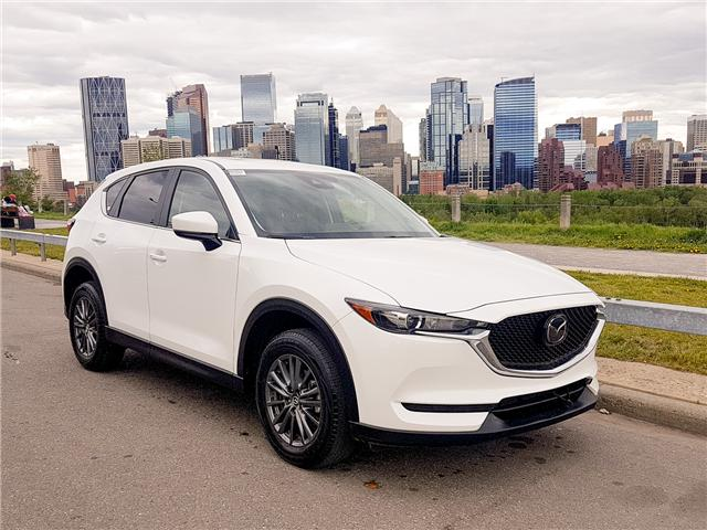 2018 Mazda CX-5 GS (Stk: N2851) in Calgary - Image 1 of 27