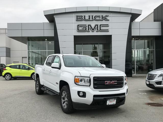 2019 GMC Canyon All Terrain w/Cloth (Stk: 9CN41770) in North Vancouver - Image 2 of 13