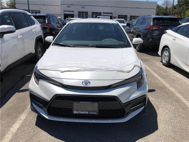2020 Toyota Corolla SE (Stk: 202036) in Burlington - Image 2 of 5