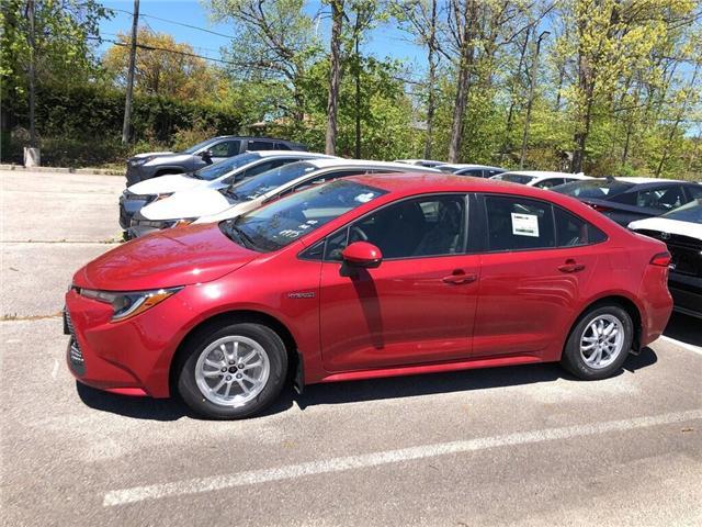 2020 Toyota Corolla Hybrid Base (Stk: 202035) in Burlington - Image 2 of 5