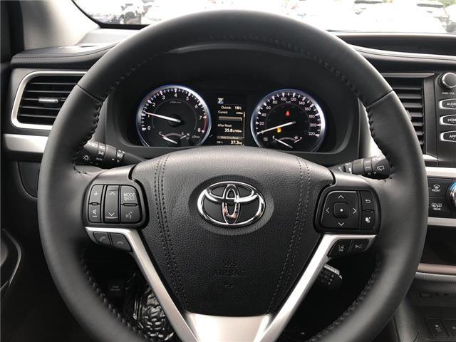 2019 Toyota Highlander XLE (Stk: 30570) in Aurora - Image 8 of 15