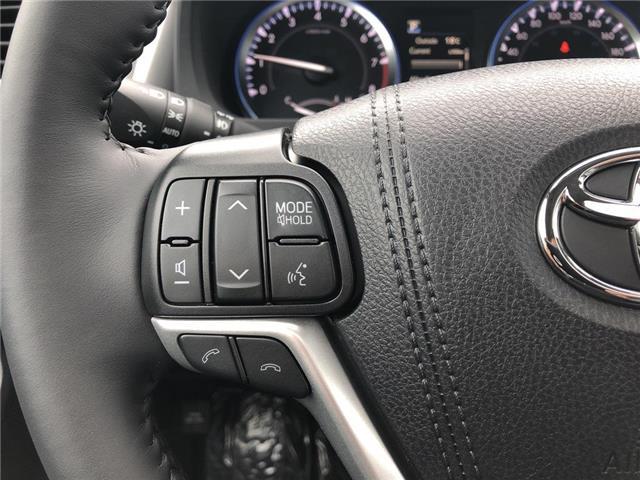 2019 Toyota Highlander XLE (Stk: 30570) in Aurora - Image 9 of 15