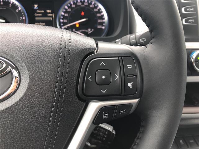 2019 Toyota Highlander XLE (Stk: 30570) in Aurora - Image 10 of 15