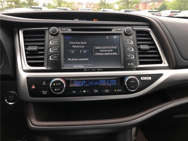 2019 Toyota Highlander XLE (Stk: 30570) in Aurora - Image 12 of 15