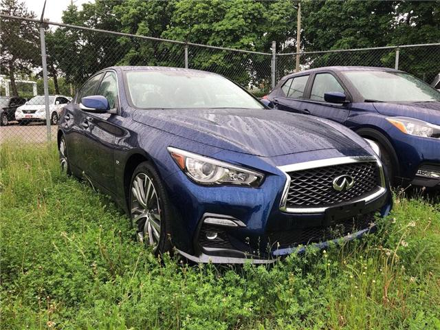 2019 Infiniti Q50 3.0t Signature Edition (Stk: 19Q5042) in Newmarket - Image 3 of 4