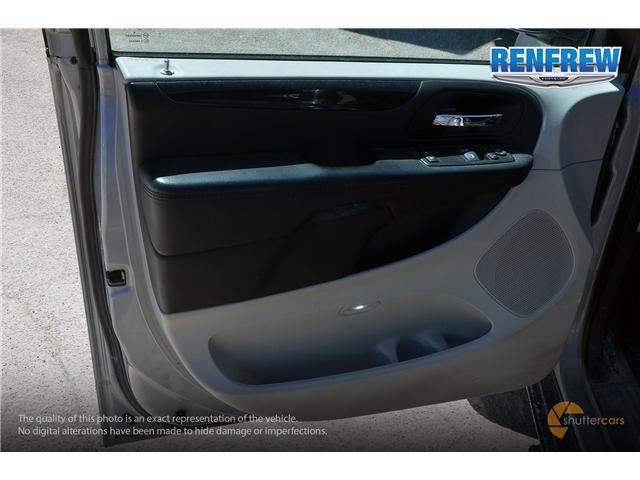2016 Dodge Grand Caravan SE/SXT (Stk: K033A) in Renfrew - Image 9 of 20
