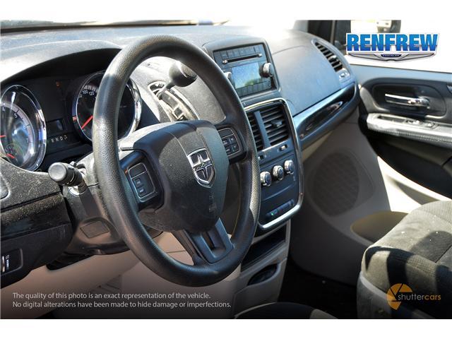 2016 Dodge Grand Caravan SE/SXT (Stk: K033A) in Renfrew - Image 10 of 20