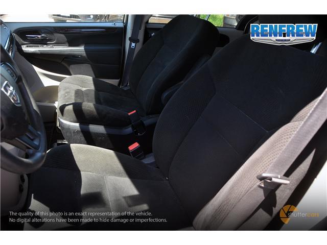 2016 Dodge Grand Caravan SE/SXT (Stk: K033A) in Renfrew - Image 11 of 20
